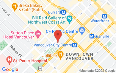 Map to Meta Communities in Vancouver, BC